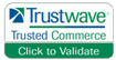 Click to Validate with Trustwave Trusted Commerce